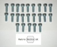 Ford Pinto Alloy Sump Bolt Set